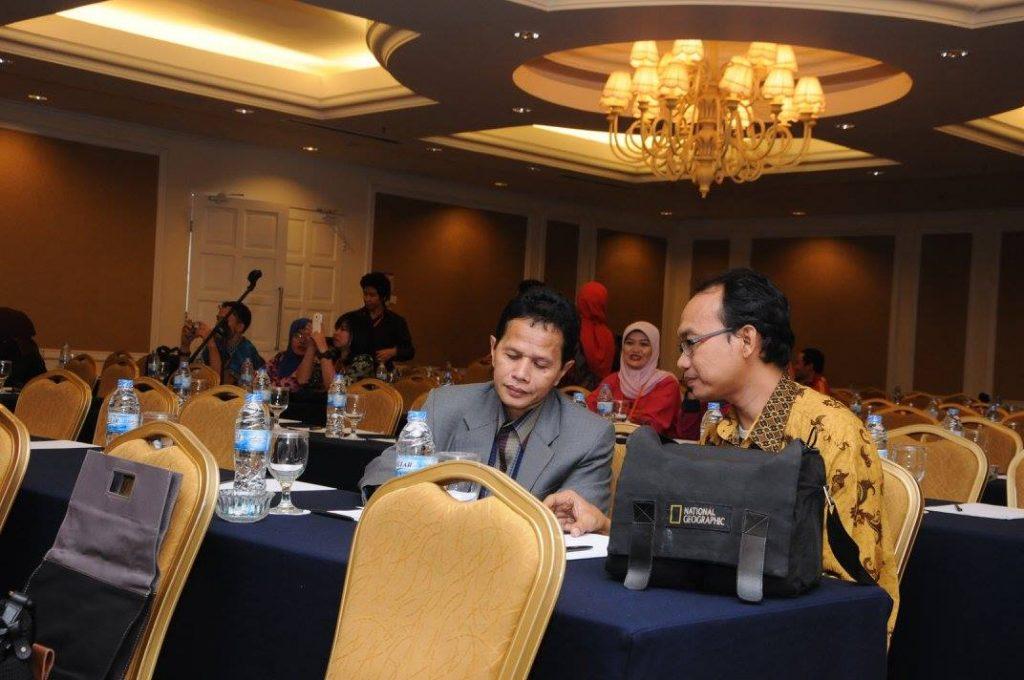 Seminar Peran Perpustakaan sebagai Stakeholder Open Access Repository - 20 Oktober 2015