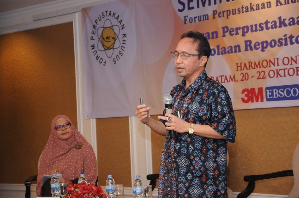 Seminar Intelligent Repository Management in Digital Libraries - 21 Oktober 2015